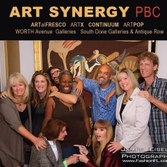 Art Synergy Press Conference with Lee Anne Lester, Producer of ArtPalmBeach
