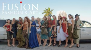 Top Models arrive on Flagler